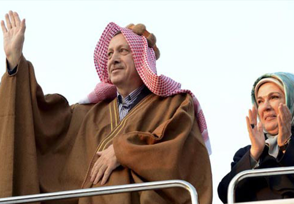 Erdogan of-Saudi-Arabian-Wahhabists